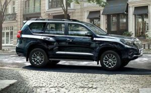 Криміналісти купили позашляховик Toyota Land Cruiser за мільйон