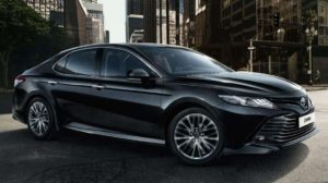 Херсонська поліція охорони купила Toyota Camry у найдорожчій комплектації за 1,2 мільйона