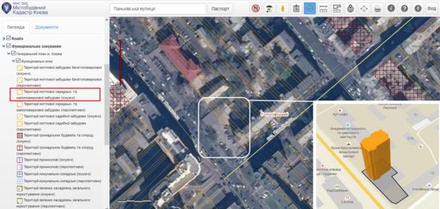 ОАСК зобов'язав ДАБК Видати сертифікат на ЖК, что у 2,5 рази вищє дозволеної висоти для центру Києва