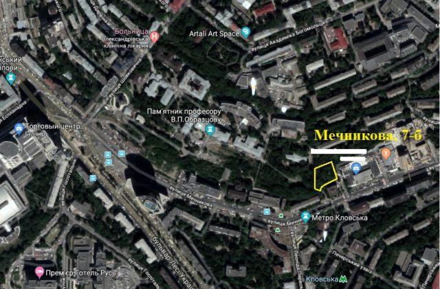 Госпсуд заново фірмі нардепа Бондара скандальну оренду на схілі Печерська, де запланована 38-поверхівка
