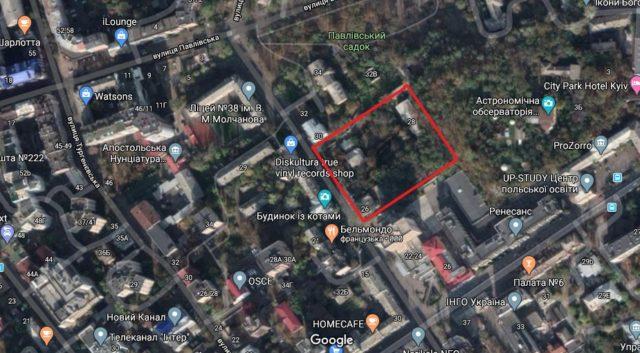 У Кіївраді во время карантину намагались тихо Передат у власність фірми Омельченка пам'ятку, что займає 1,4 гектари