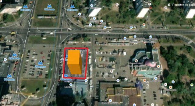 У розслідуванні будівництва ЖК від Dragon Capital біля метро «Оболонь» призначили експертизу
