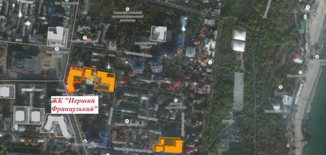 ДАБІ відмовилася видати компанії з орбіти Фрумана і партнерів дозвіл на ЖК в Одесі, виявивши ряд порушень