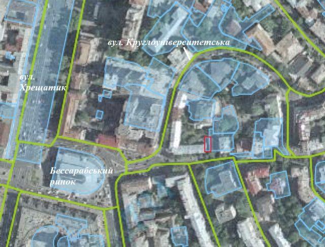 Визнано недійсним рішення про продаж ділянки у пожежному проїзді біля Бесарабки, яку хоче забудувати екс-працівник ДУСі