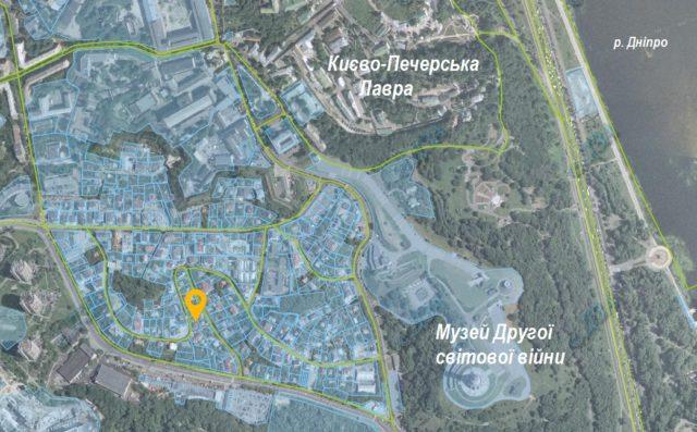 Суд скасував вихідні дані на 6-поверхівку в буферній зоні Києво-Печерської Лаври