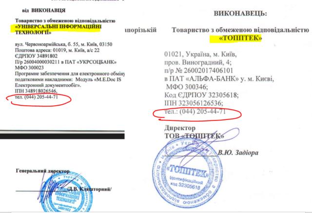 «УнІТ» розіграв із нечужою фірмою третину мільйона на обладнання для видачі паспортів