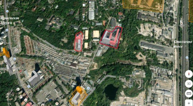 Суд зобов'язав КМДА добудувати один із житлових комплексів Войцеховського
