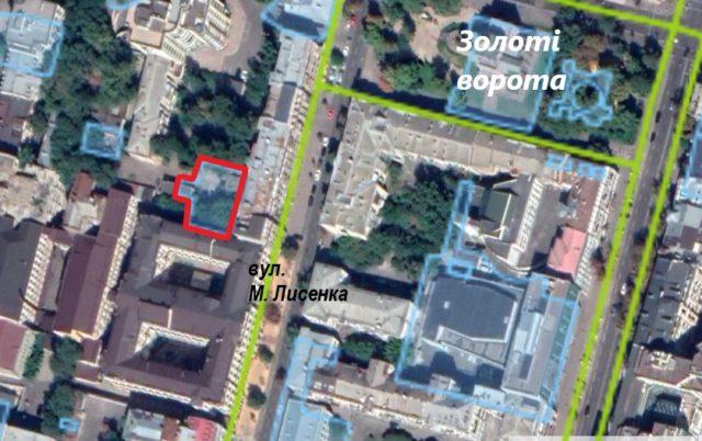 Люди Тимошенко через ОАСК відновили вихідні дані на 9-поверхівку біля Золотих воріт