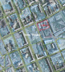 Друга спроба арешту ділянки заводу «Радар» за «Палацом «Україна», яку забудовує Ісаєнко, протрималася три тижні