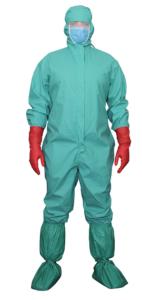 COVID-19. «Медзакупівлі» дешевше від інших замовили захисні костюми за 78 мільйонів