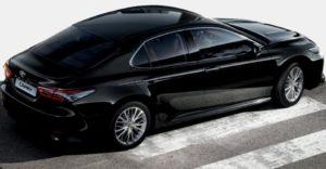 СБУшники купили Toyota Camry у найдорожчій комплектації за 1,2 мільйона