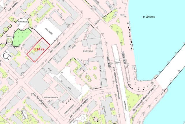 Оточення Зубика поки не може отримати дозвіл на будівництво на Подолі із завищеною висотністю