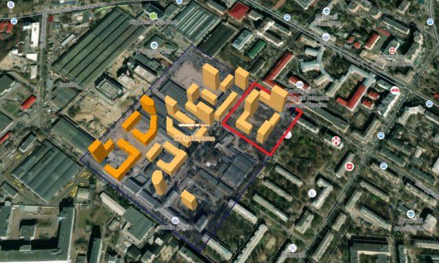 Суд зобов'язав Академію прокуратури не заважати забудовувати житлом її ділянку на Лук'янівці (фото)