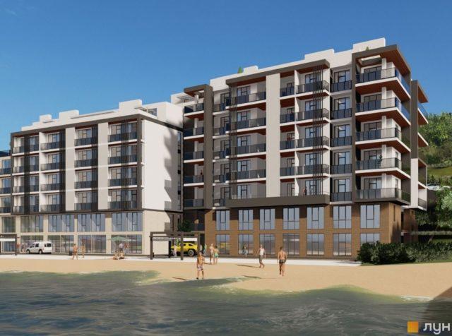 Суд скасував вихідні дані і дозвіл на будівництво ЖК на пляжі в Одесі