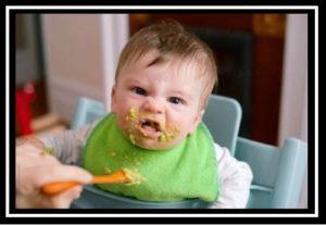 Дитяче харчування для Хомутинніка з додатками рейдерства