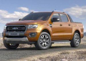 Дилери Ford розіграли 1,1 мільйона на пікап Ford Ranger для укравтодорівців