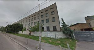 Новачок за 118 мільйонів реконструює під архів МВС будівлю на Чоколівці