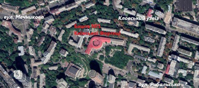 Міноборони не змогло повернути два гектари в охоронній зоні Київської фортеці, де хочуть звести житловий комплекс