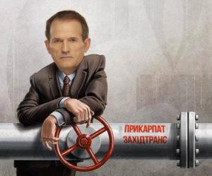 АМКУ може відкотити продаж «труби Медведчука» та АЗС «Glusco»